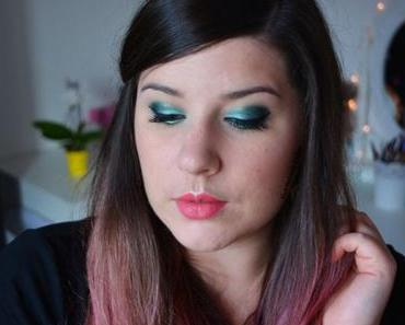 Green Forest Makeup {Jaclyn Hill x Morphe}