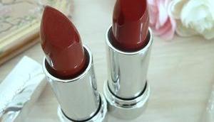 deux nouveaux rouges lèvres l'acide hyaluronique Pierre Ricaud