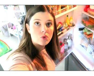 Vlog : Tetris dans mon frigo…