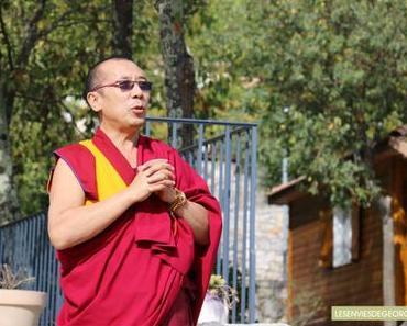 Découverte du bonheur avec la Philosophie Bouddhiste Tibétaine #2