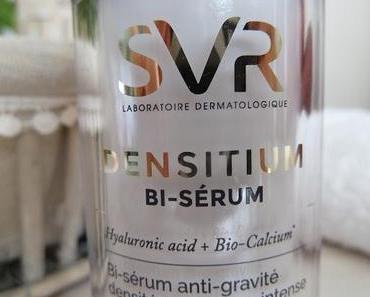 Bi-Sérum Densitium des Laboratoires SVR - Mon geste réconfortant du soir