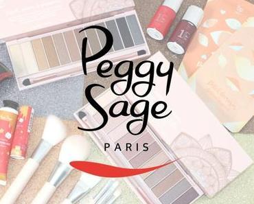 Mes découvertes Peggy Sage (maquillage, ongles, pinceaux et soins) !