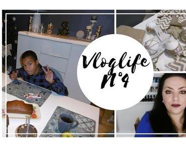 Vloglife # 4 : Sapin, colis, goûter