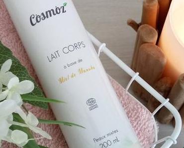 Le Lait corps au miel de Manuka Cosmoz - le soin SOS des peaux déshydratées