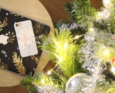 Caseapp décore mes gadgets pour les fêtes.