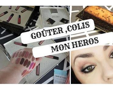 Weekly vlog # 3 : journée des héros, goûter