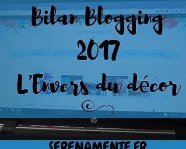 Bilan 2017 sur le blog ! Rendez-vous L'Envers du décor