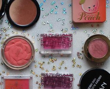 Comment  choisir et appliquer du blush !