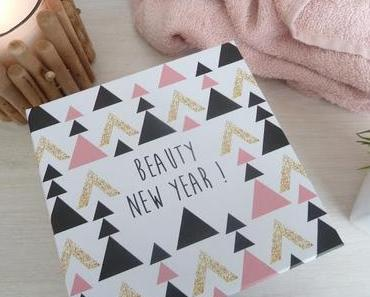My Sweetie box de janvier 2018 - Beauty New Year !