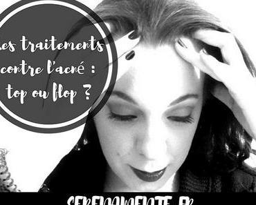 Les traitements contre l'acné fonctionnent-ils toujours ? #Acne