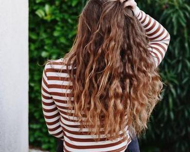 Ma routine cheveux ondulés