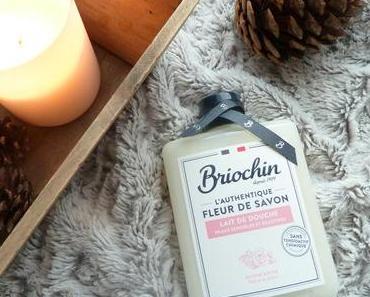 J'ai testé le Lait de Douche Fleur de savon Briochin