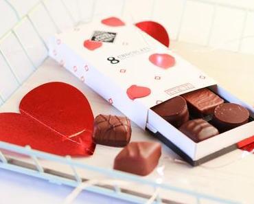 Programme de Saint-Valentin : repas, chocolat et idées cadeaux