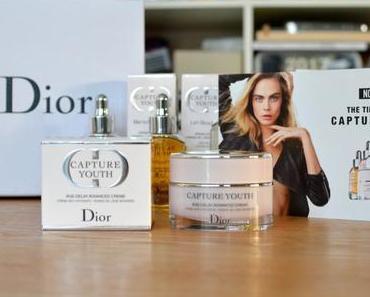 Zoom sur la gamme de soins Capture Youth de Dior
