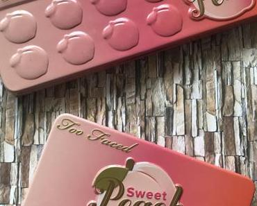 [Vidéo]Get Ready With Me – Maquillage avec la palette Sweet Peach de Too Faced ♥