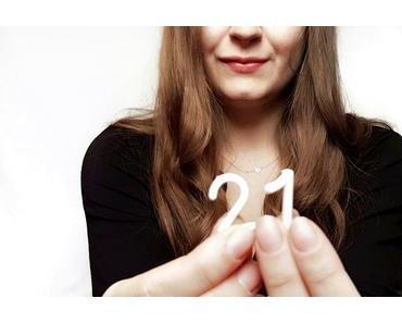 21 choses sur moi  pour mes 21 ans