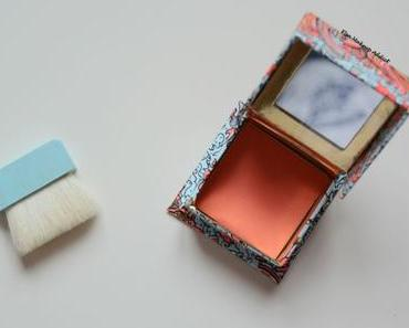 Blush GALifornia de Benefit : quelle surprise !