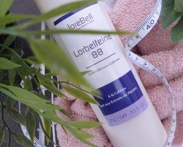 Faire la peau aux capitons avec la Crème Minceur Caféinée Lorebell