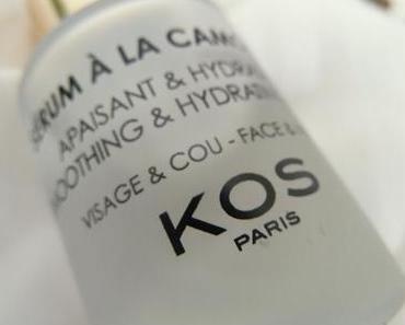 Sérum à la Camomille Apaisant et Hydratant - Kos Paris