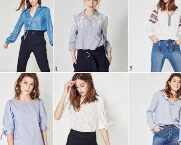 Sélection Promod : une blouse pour le printemps