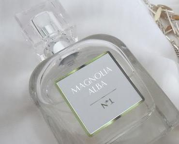 Eau de parfum Magnolia Alba n° 1 ID Parfums, une senteur pure et fraîche