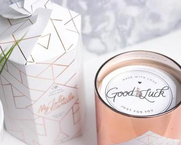 My Jolie Candle Rose Gold Edition | Coup de cœur !