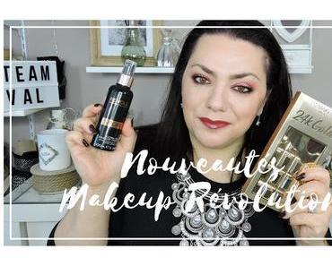 Nouveautés makeup révolution # 3
