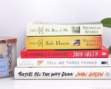 Mes Lectures de Printemps | Spring Reading List