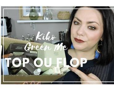 Kiko Green Me top ou flop