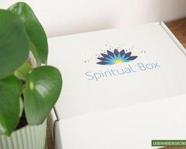 La Spiritual Box : mon avis sur cette box bien-être