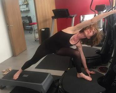 J'ai testé le Yoga Power Plate