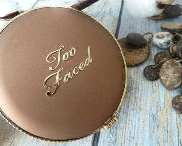 Coup de coeur pour le Milk Chocolate Soleil Bronzer Too Faced - Team Beautés Majuscules #8