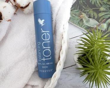J'ai testé la lotion tonifiante à l'aloe vera de Forever Living Products