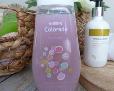 Ma sélection de gels douche pour le printemps - Colorade - Energie Fruit - Conscious Skincare