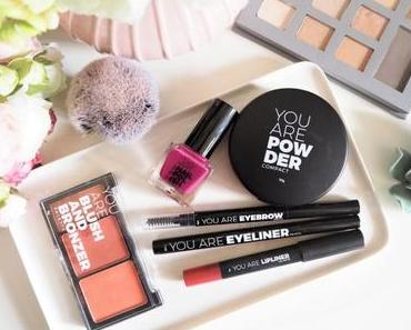 Maquillage pas cher, j'ai testé You Are Cosmetics (concours)