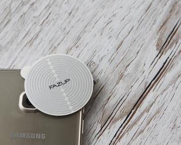 Fazup, un patch pour se protéger des ondes du téléphone portable