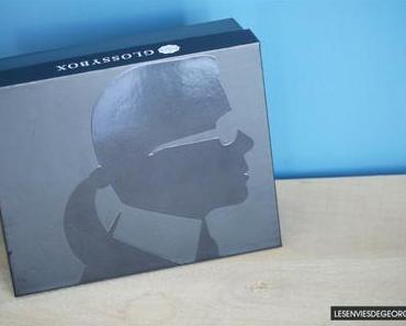 Glossybox Karl Lagerfeld & Modelco : la box en édition limitée