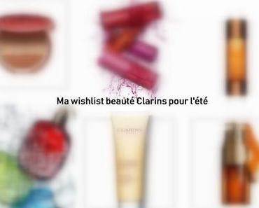 Wishlist beauté Clarins