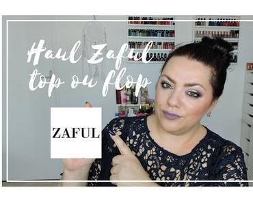 Haul Zaful top ou flop