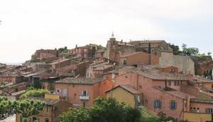 Roussillon coup cœur Provence