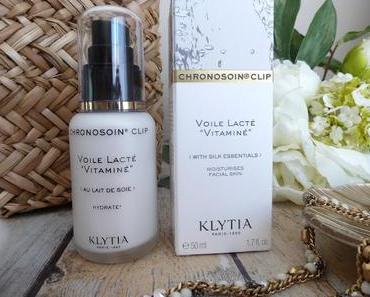 Voile lacté vitaminé by Klytia, un soin du matin inspiré de la Chronobiologie