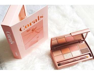 Korean Makeup - Heimish - Dailism Eye Palette Coral Essay