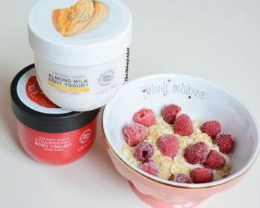 Body Yogurt de The Body Shop : un délice pour l'été !