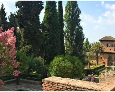 L'Alhambra à Grenade, à voir absolument !