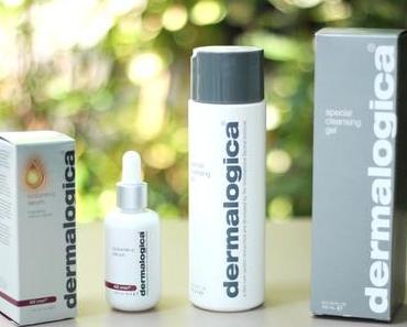 J'ai testé les produits Dermalogica !