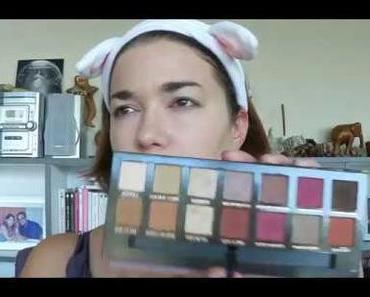 [Vidéo] GRWM pour aller au travail (feat. la palette Modern Renaissance d'Anastasia Beverly Hills)