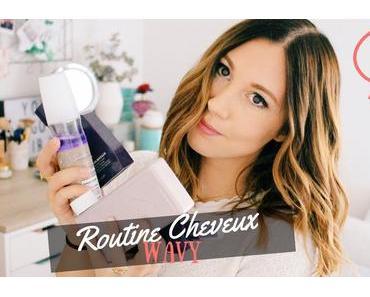 [ Vidéo ] Ma routine cheveux : Maitrise du wavy + meilleurs produits testés