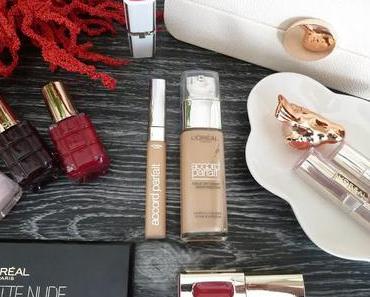 Mes favoris Make-up chez L'Oréal