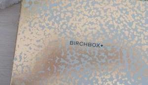 Filles Birchbox mois d'octobre 2018