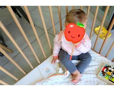 La langue des signes adaptée aux bébés : mon expérience